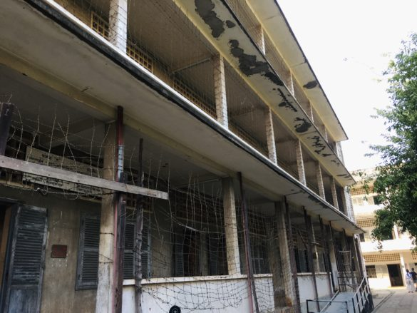S21 Tuol Sleng museum