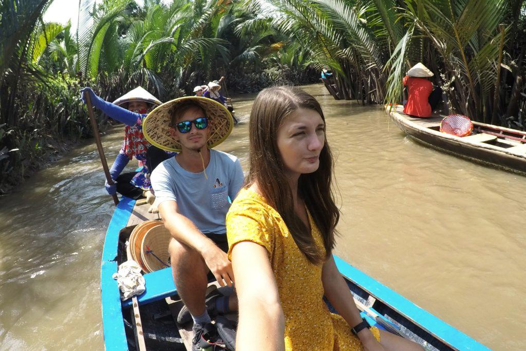 river mekong delta boat