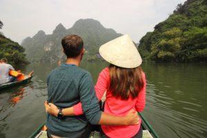 boat Trang An