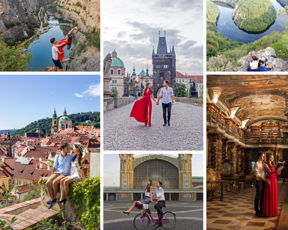 15 instagram spots Prague
