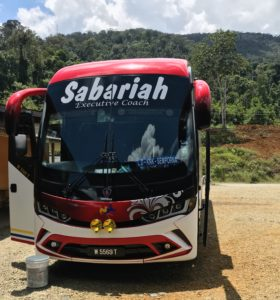 Sabariah bus company Malaysia