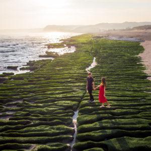 Laomei green reefs