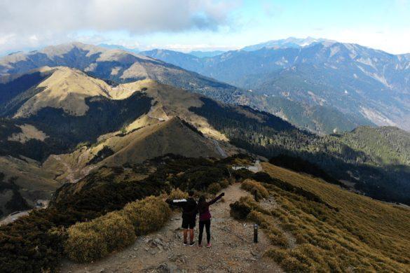 Wuling mountain