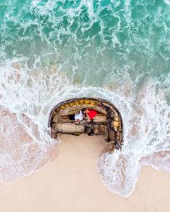 nyang nyang beach ship wreck