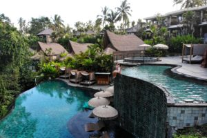 Aksari resort Ubud